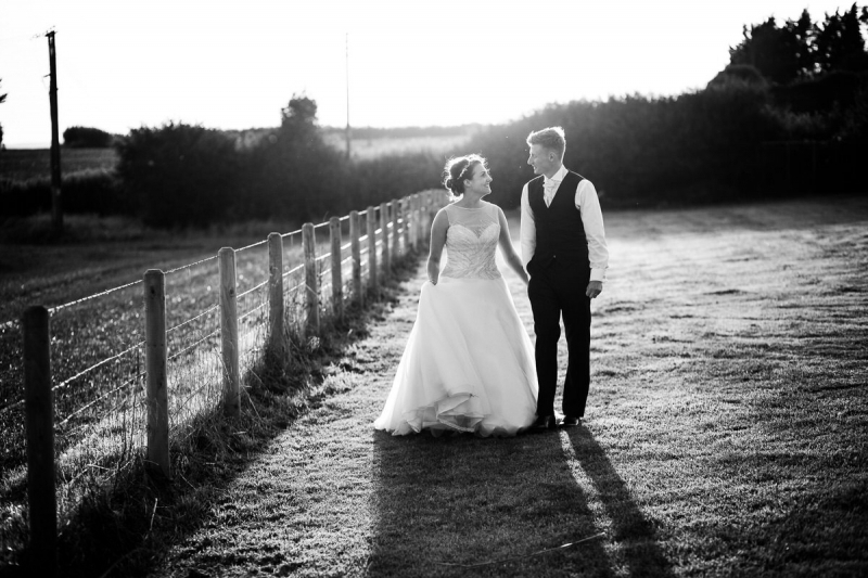 Bridgwater wedding photographer Sophie & Tom 2