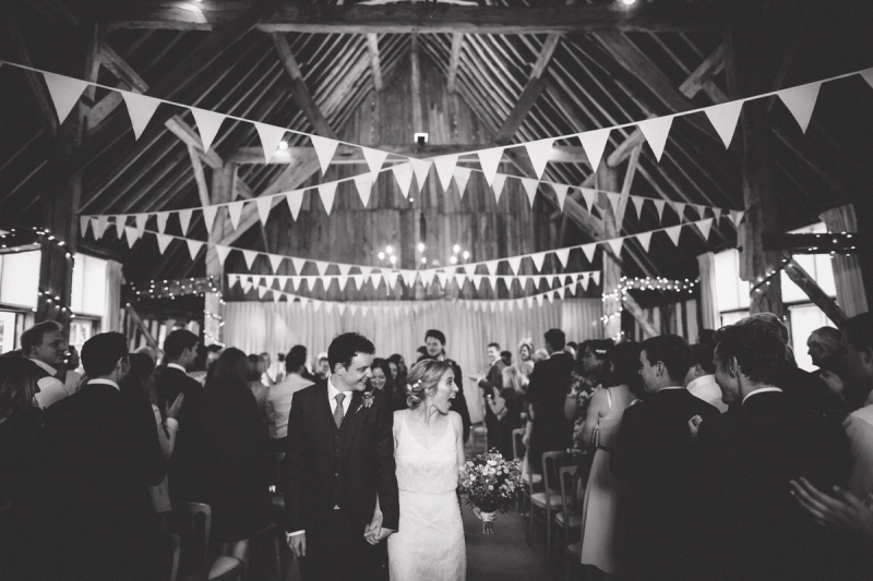Clock Barn wedding photographer Steph & John 2