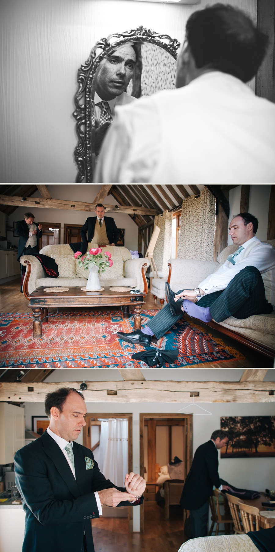 Cheshire Wedding Photographer West Sussex Wedding Rumbolds BArn Anth and Tim_0017