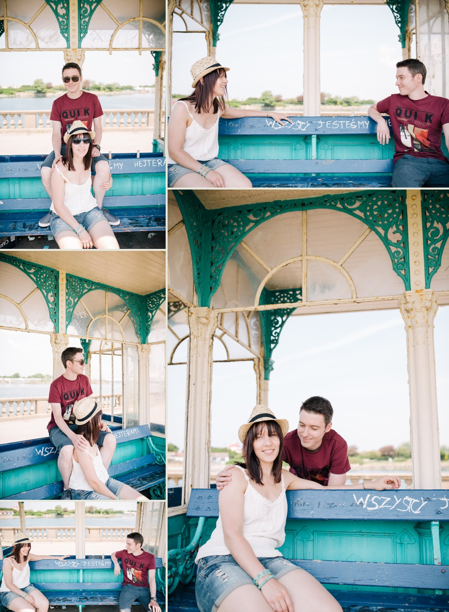 Cheshire Wedding Photographer Formby Engagement Shoot Alison and Tony_0002