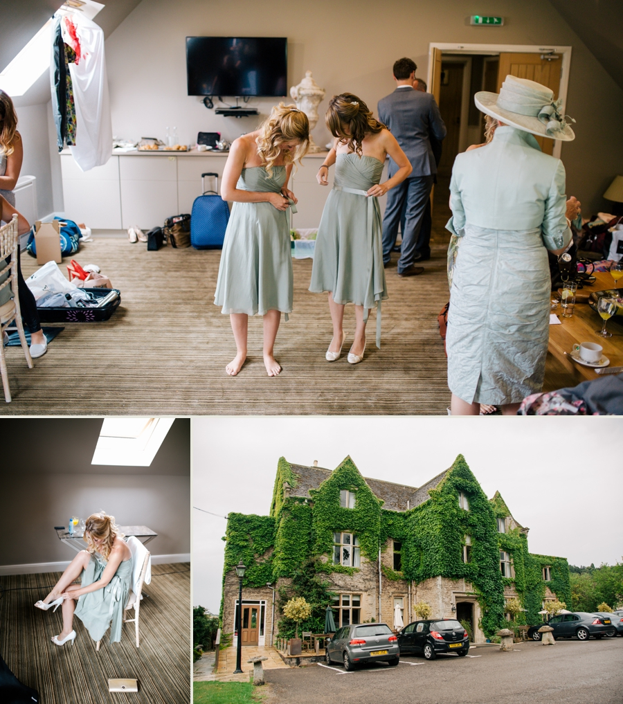 Cotswolds Wedding Photographer Hyde Barn Stow-on-the-Wold Kate and Chris_0011