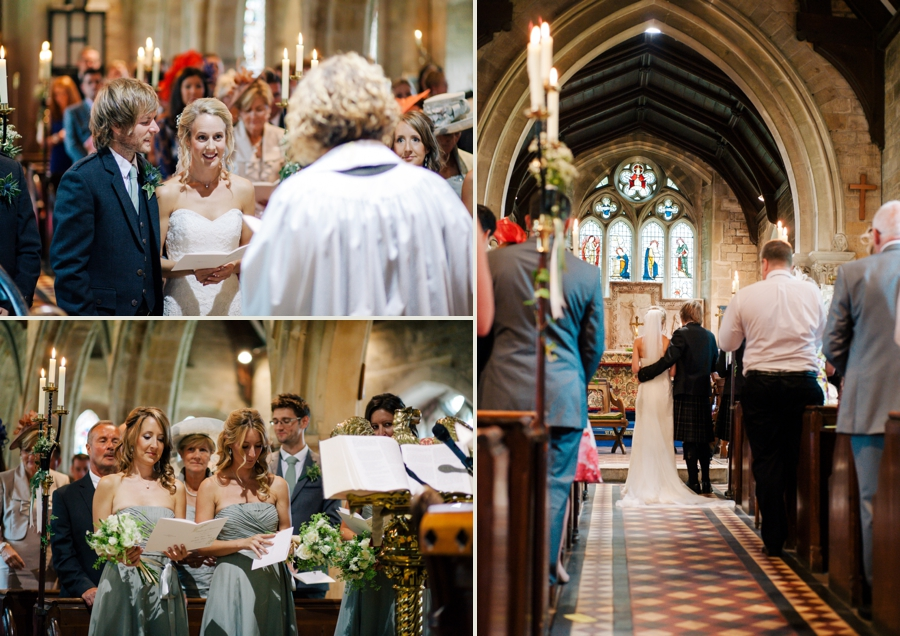 Cotswolds Wedding Photographer Hyde Barn Stow-on-the-Wold Kate and Chris_0035