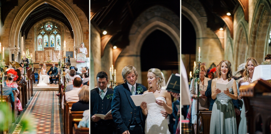 Cotswolds Wedding Photographer Hyde Barn Stow-on-the-Wold Kate and Chris_0036