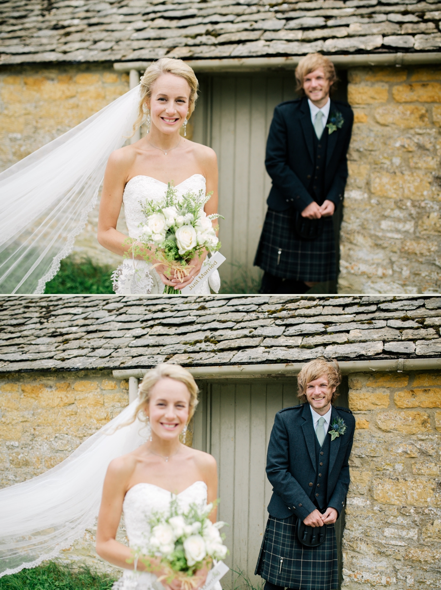 Cotswolds Wedding Photographer Hyde Barn Stow-on-the-Wold Kate and Chris_0045