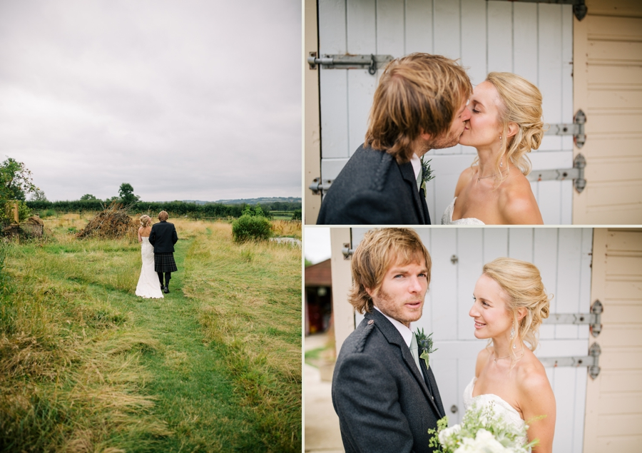 Cotswolds Wedding Photographer Hyde Barn Stow-on-the-Wold Kate and Chris_0050
