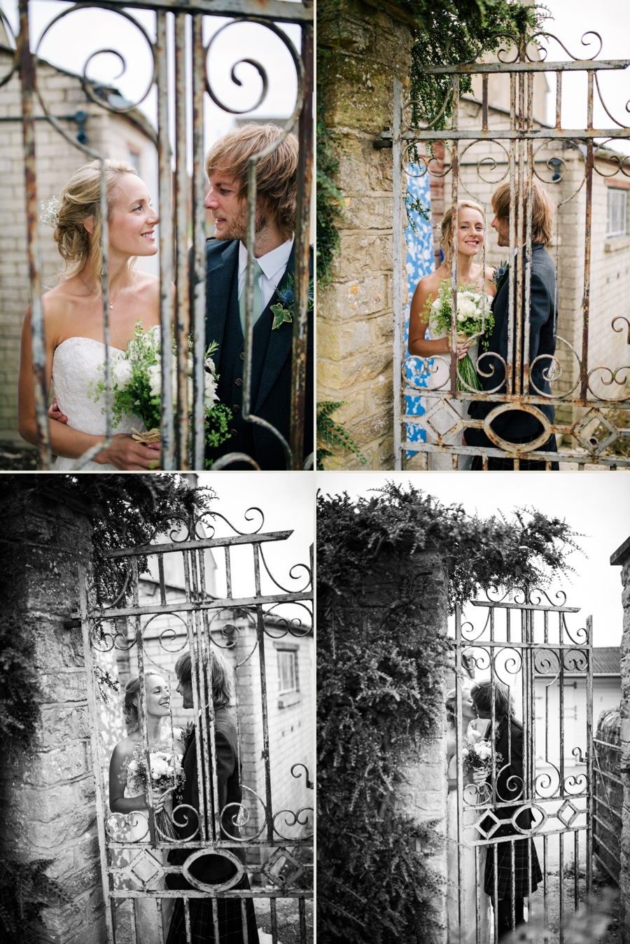 Cotswolds Wedding Photographer Hyde Barn Stow-on-the-Wold Kate and Chris_0052