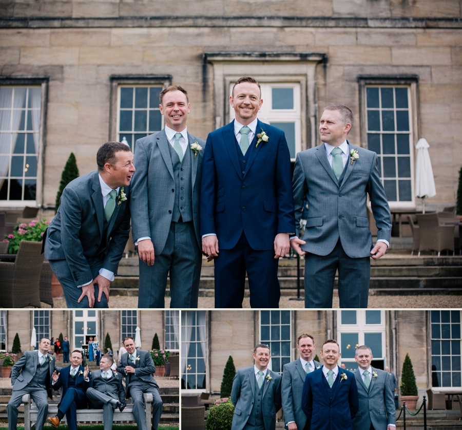 Cheshire Wedding Photographer Wynyard Hall Wedding Kim and Owen_0009