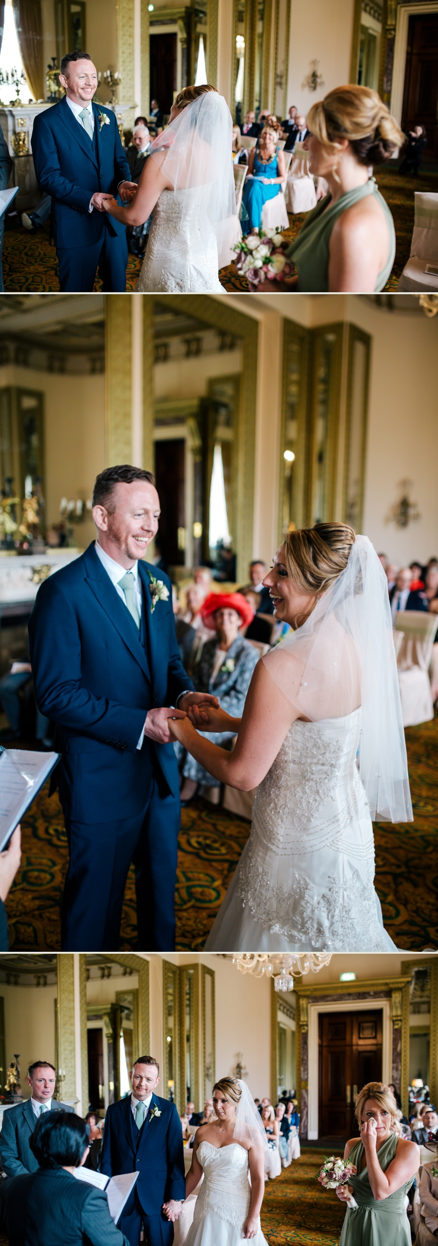 Cheshire Wedding Photographer Wynyard Hall Wedding Kim and Owen_0017