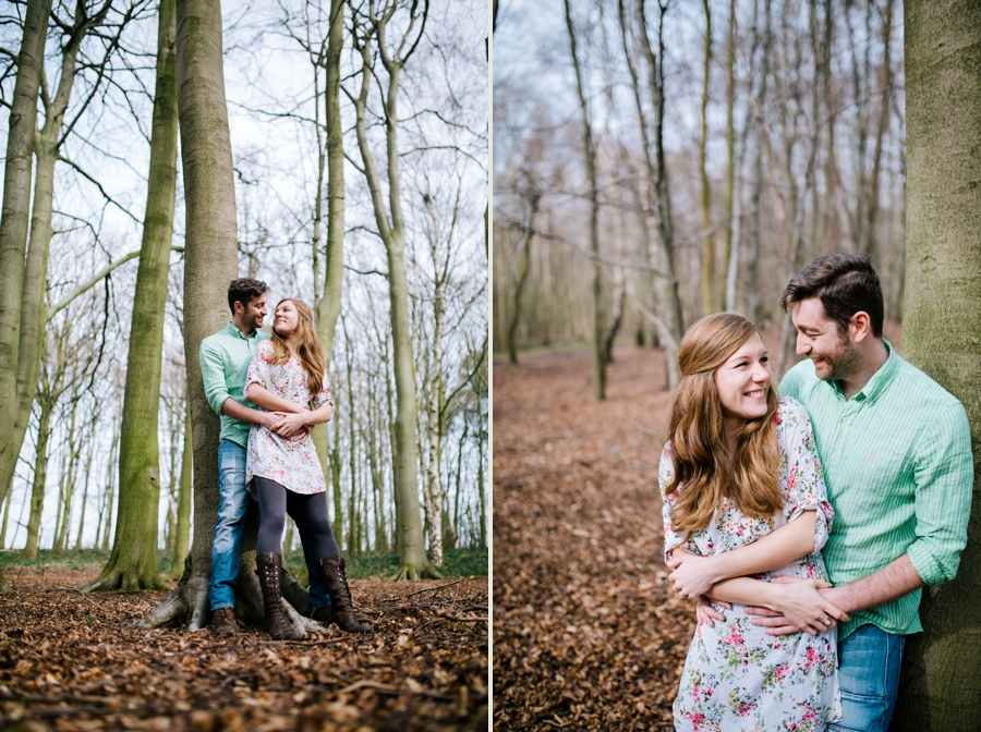 Somerset Wedding Photographer Emily and Lee Engagement Shoot_0009