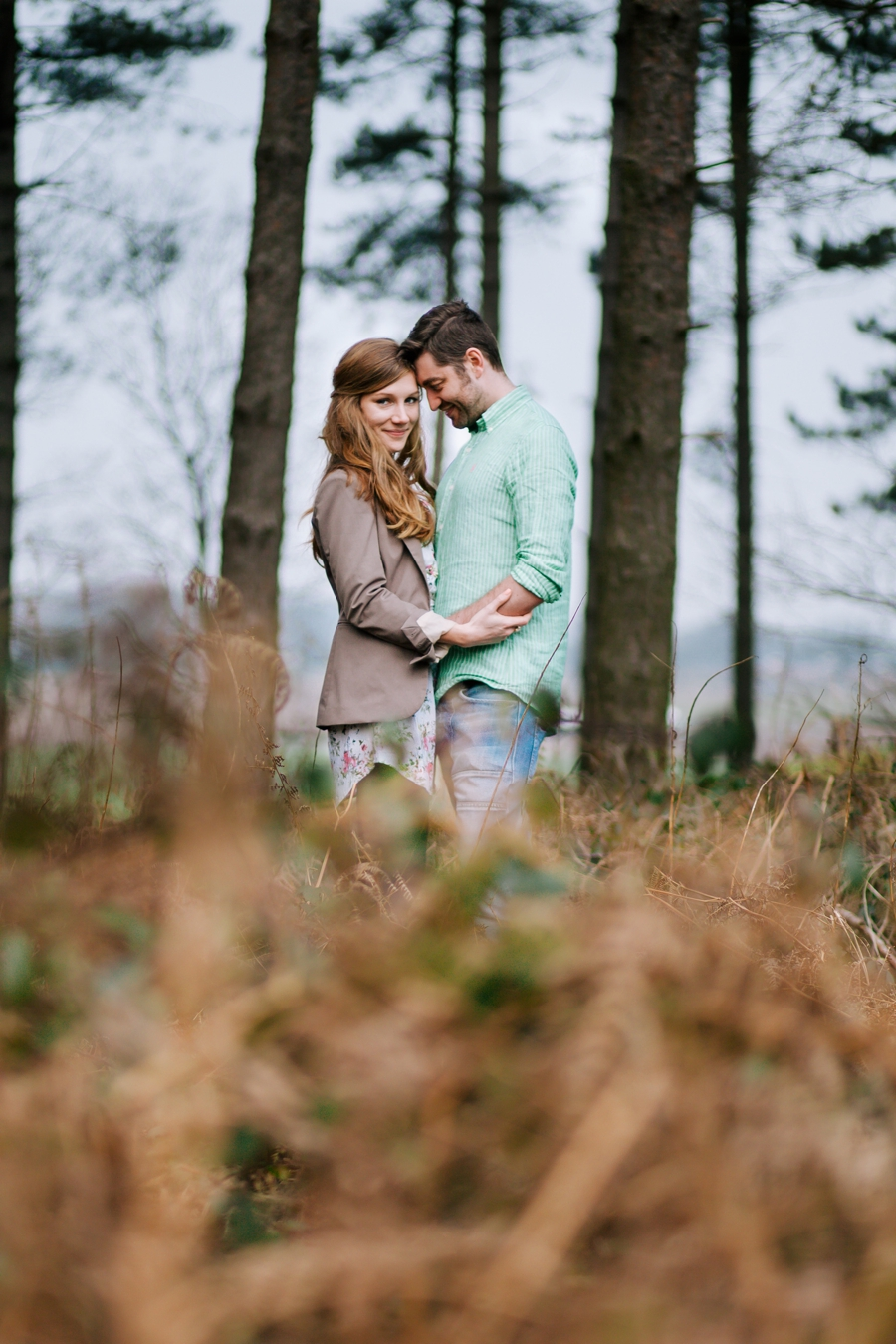 Somerset Wedding Photographer Emily and Lee Engagement Shoot_0014
