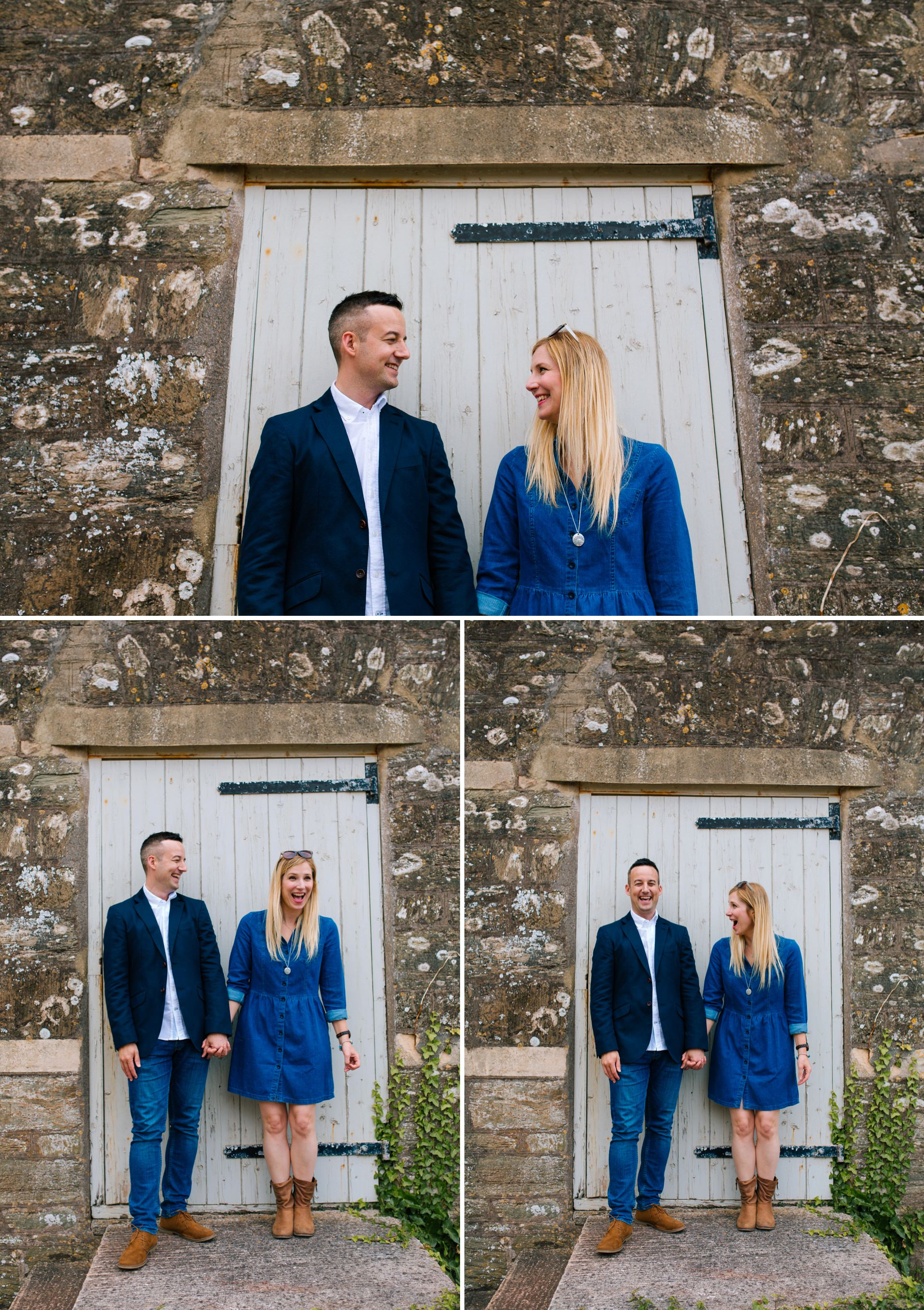 Salcombe wedding photographer Heather and Dale Hope Cove_0001
