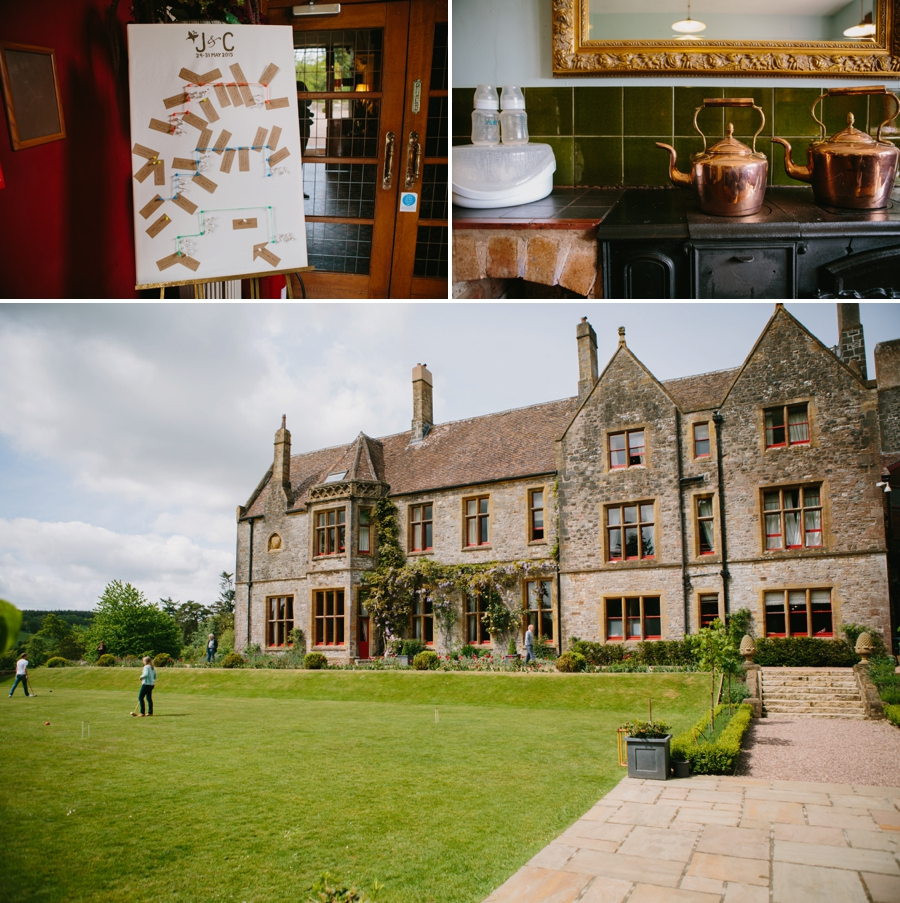 Huntsham Court a luxury wedding venue in devon